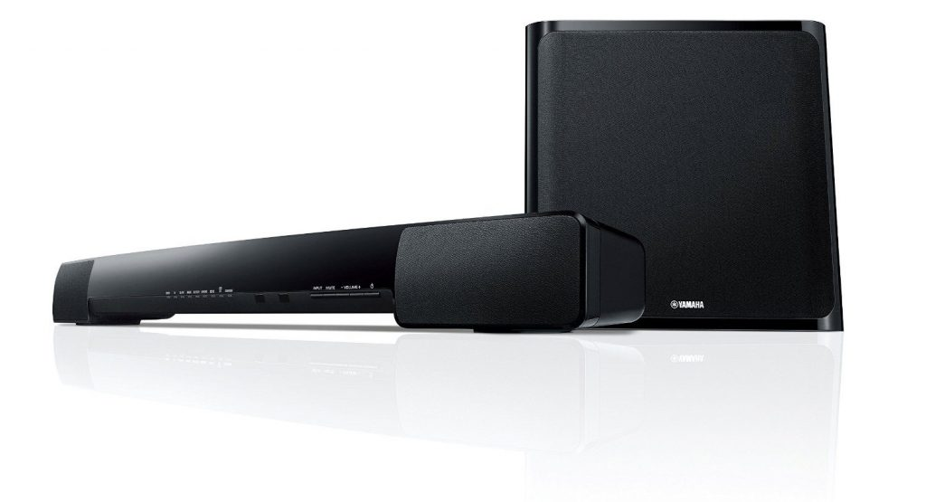 Yamaha YAS-203 Sound Bar Boxing Day and New Years prices