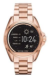 Michael Kors Bradshaw Smartwatch Black Friday & Cyber Monday Deals