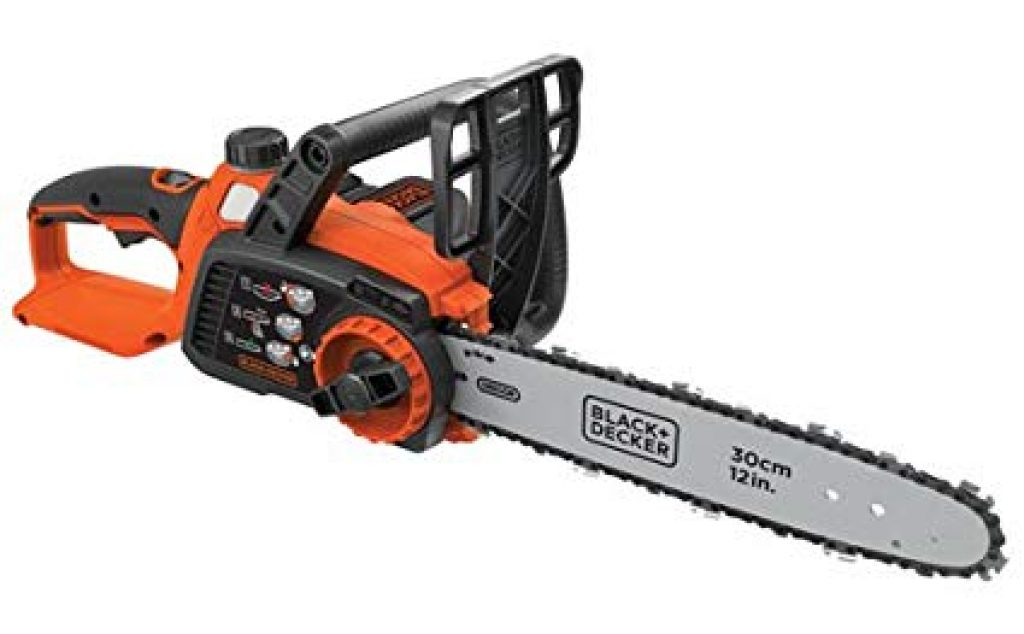 BLACK+DECKER Cordless Chainsaw Black friday/cyber monday deals