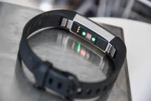 Fitbit alta HR sensor