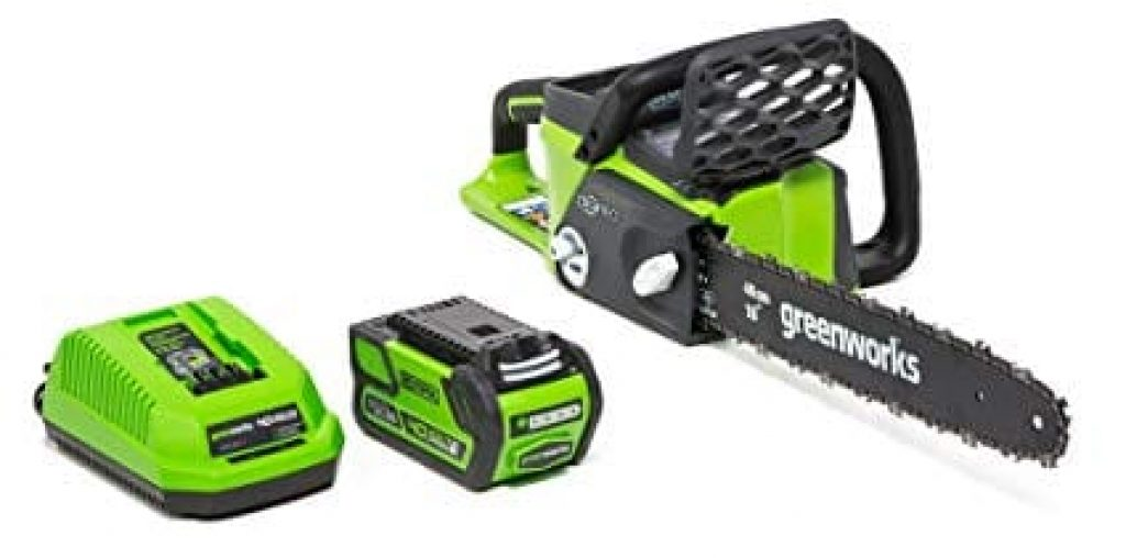 Greenworks Cordless Chainsaw Black friday sales