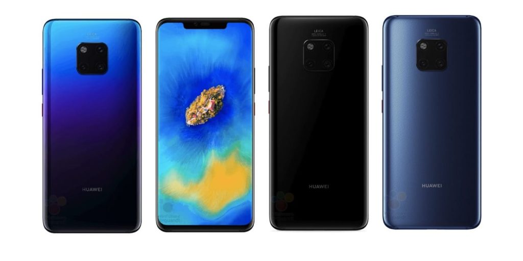 Huawei Mate 20 Pro Black Friday
