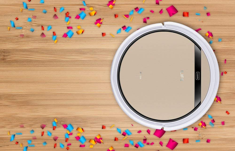 The best ILIFE Robotic vacuum Black Friday and cyber monday deals