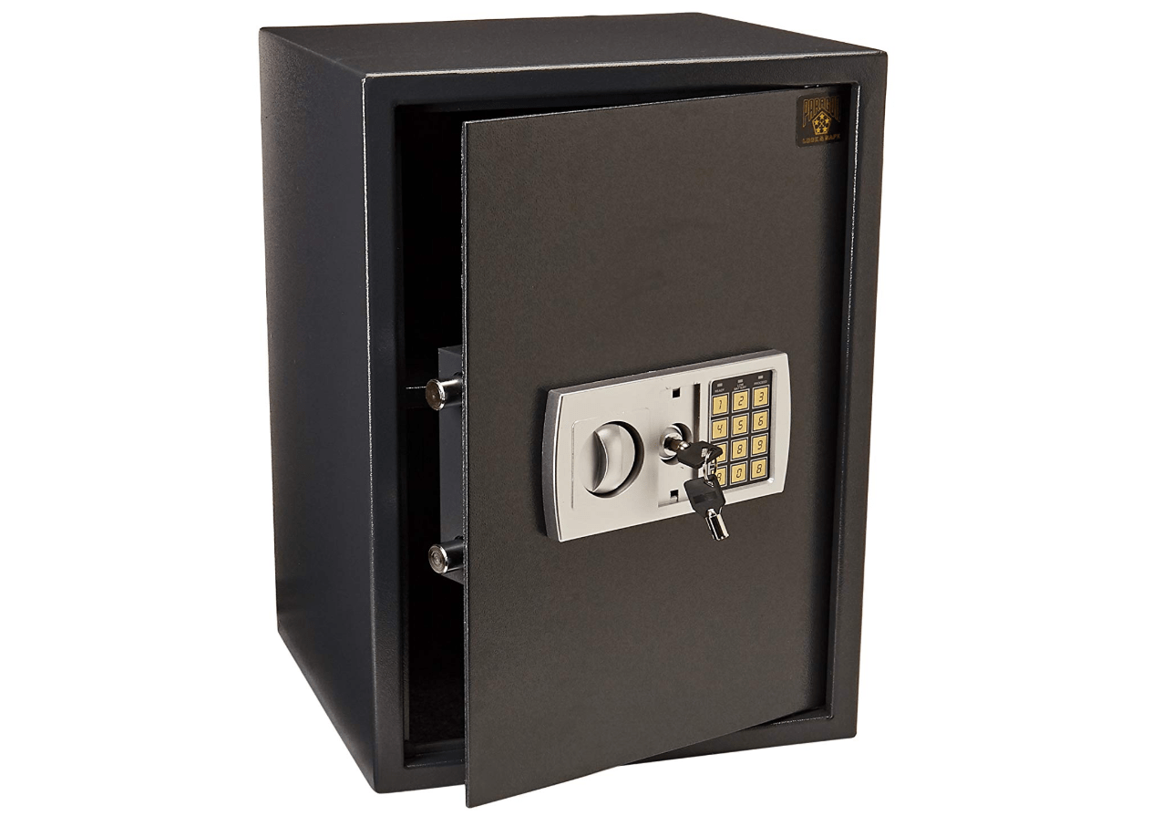 Paragon Deluxe Safe 7775 black friday