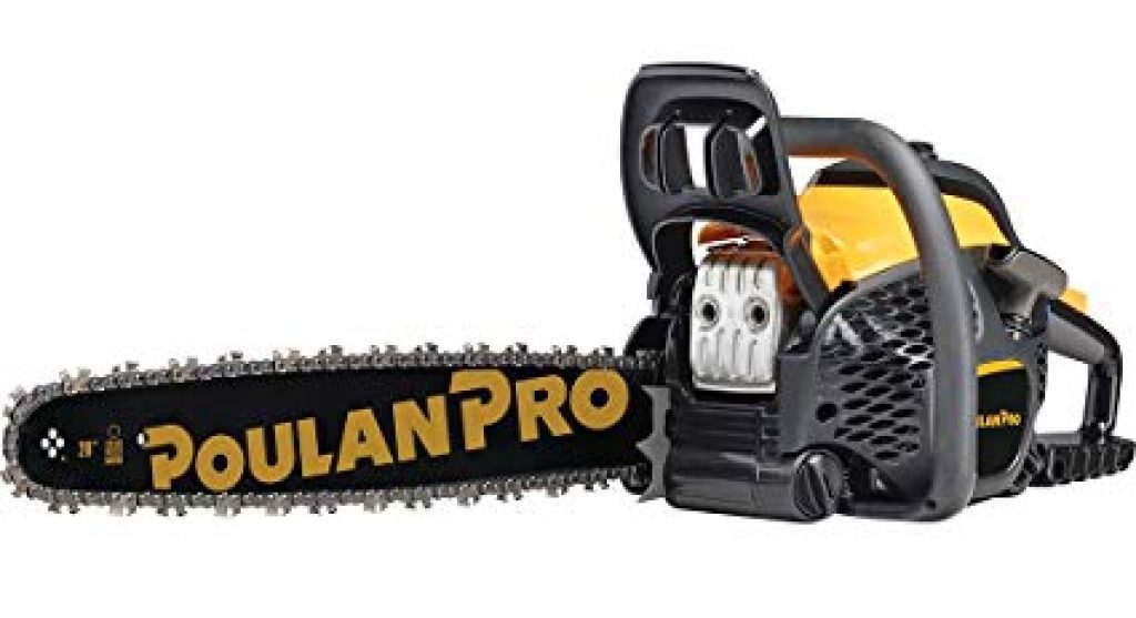 Poulan Pro chainsaw Black friday