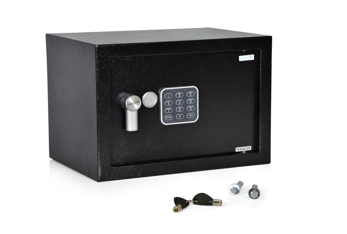 SereneLife Fireproof SafeBox Black Friday