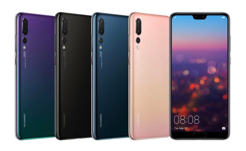 Huawei P20 Black Friday